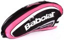 Babolat Thermobag Badminton Team x 4 Pink