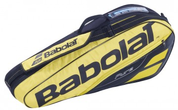 Babolat x3 Pure 3R Pure Aero Yellow / Black