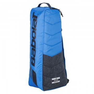 Babolat Evo Racket Holder 6R Blue / Gray
