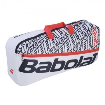 Babolat Pure Strike Dufflebag M White / Red