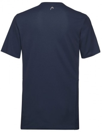 Head Club Tech T-Shirt Dark Blue