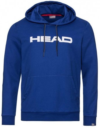 Head Club Byron Hoodie Blue White