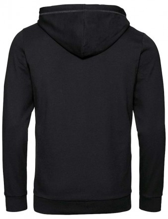 Head Club Fynn Hoodie FZ Black Red