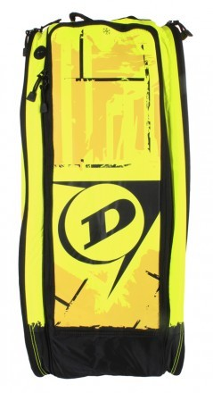 Dunlop Revolution NT Racket Bag 10R Yellow / Black