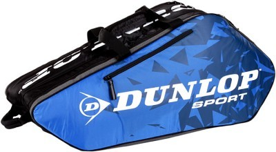 Dunlop Tour 10 rkt Blue torba do badmintona