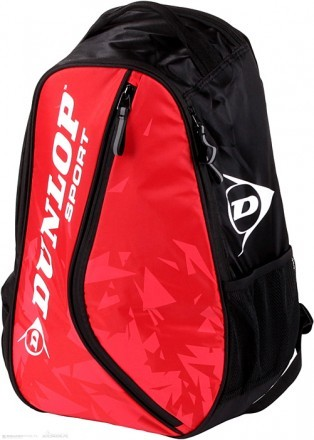Dunlop Backpack Tour Red
