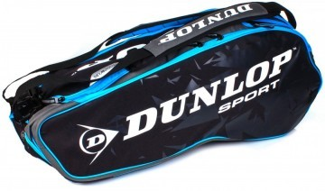 Dunlop Performance Racket Bag 12R Black / Blue
