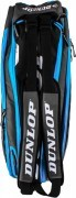 Dunlop Performance 12 Racket Bag Black Blue
