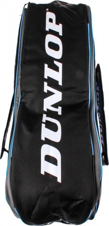 Dunlop Performance 8 Racket Bag Black Blue