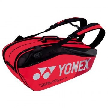 Yonex Bag Racket Deep Bright Red 6R