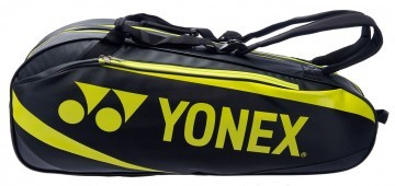 Yonex 8926 Racket Bag Black Lime