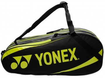 Yonex 8929 Racket Bag Black Lime
