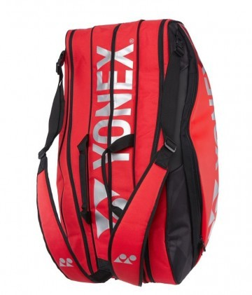 Yonex Pro Racket Bag 9R Flame Red
