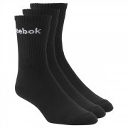 Reebok Crew Sock Black