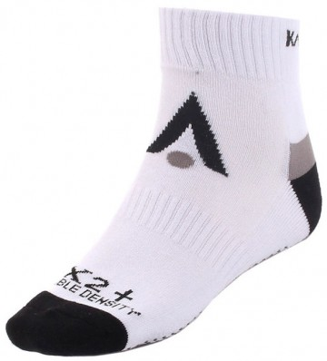 Karakal X2+ Ankle White Black