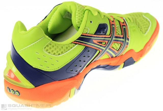 Asics Gel-Blast 5 0550 Lime/Navy