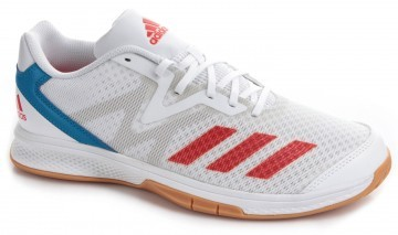 512129dc Adidas Stabil Bounce Core Black - Buty do badmintona - męskie - sklep