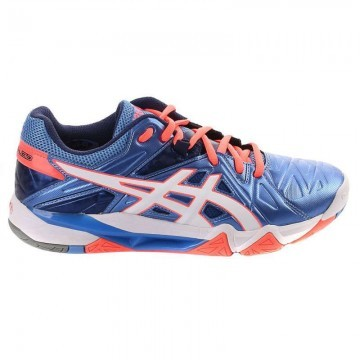 ASICS Gel-Sensei 6 Powder Blue / White
