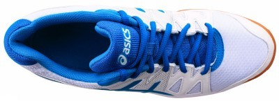 Asics Gel-Upcourt White 0143 buty do badmintona