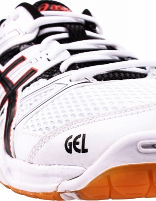 Asics Gel-Rocket 7 White buty do badmintona