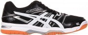 Asics Gel-Rocket 7 Czarne <span class=lowerMust>buty do badmintona</span>