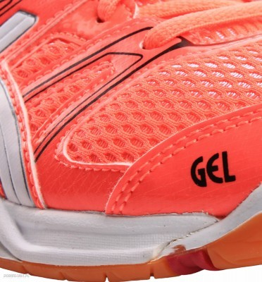 Asics Gel-Rocket 7 Coral 0601 buty do badmintona damskie