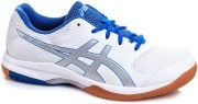 Asics Gel-Rocket 8 White/Blue <span class=lowerMust>buty do badmintona</span>