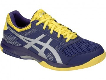 Asics Gel-Rocket 8 Indigo Blue Silver
