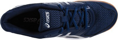 Asics Gel-Rocket 8 Indigo Blue buty do badmintona
