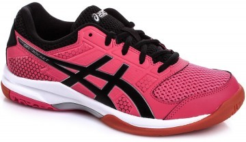 Asics Gel-Rocket 8 Red/Black/White