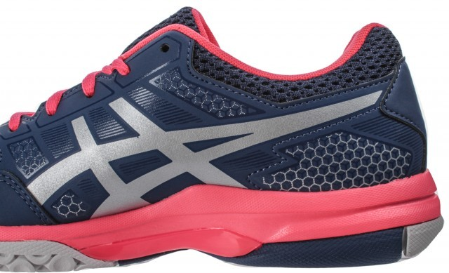 Asics Gel-Rocket 8 Blue Print Silver