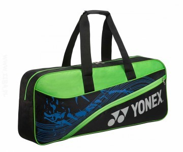 Yonex Tournament Bag 6R Black / Lime