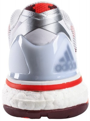 Adidas Stabil Boost 20 White buty do badmintona damskie
