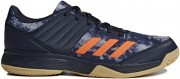 Adidas Ligra 5 Blue Orange buty do badmintona