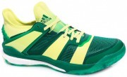 Adidas Stabil X Green buty do badmintona