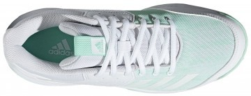 Adidas Ligra 6 White / Clear Mint