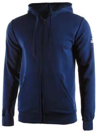 Adidas Essentials Base Full Zip Hoodie Fleece