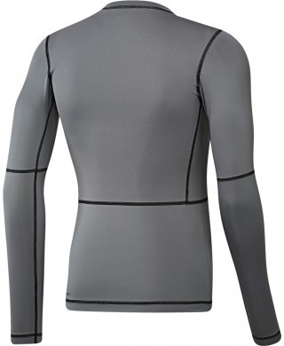 Reebok Workout Ready Compression Long Sleeve Grey