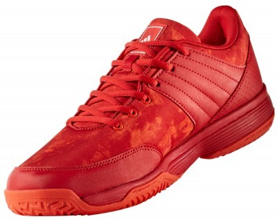 Adidas Men Ligra 5 Red buty do badmintona