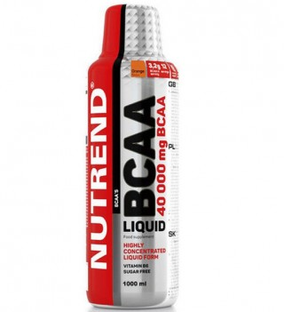 Nutrend AMINO BCAA mega strong 1000 ml