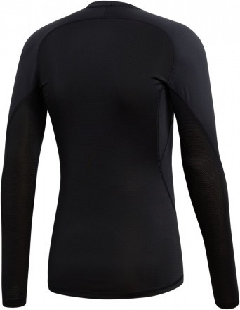 Adidas Alphaskin Sport Tee Long Sleeve Black