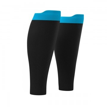 Compressport R2 Oxygen Calf Sleeves Black
