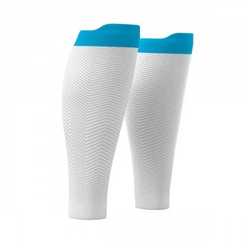 Compressport R2 Oxygen Calf Sleeves White