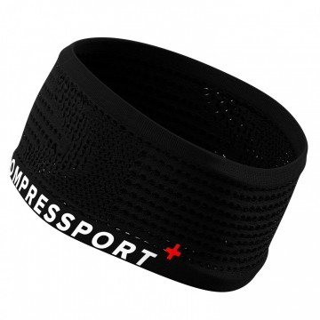 Compressport Headband On/Off Flash Black