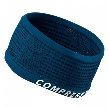 Compressport Headband On/Off Blue Lolite