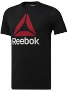 Reebok QQR Stacked Black