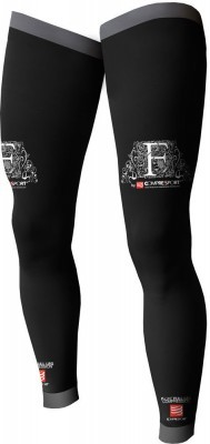 Compressport Full Leg Black