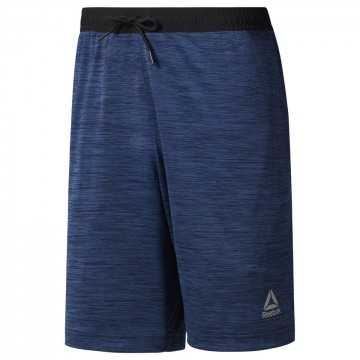 Reebok Speedwick Knit Short Blue