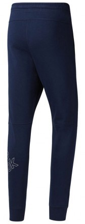 Reebok Elements Big Logo Jogger Pant Navy
