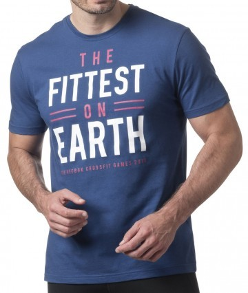 Reebok Games Fittest On Earth Bunker Blue